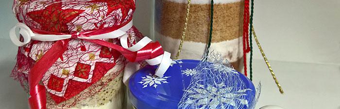 Backmischungen für Weihnachtsmarkt - Beitragsbild