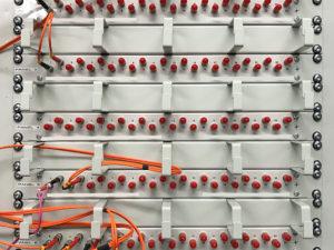 Anschlüsse für Verbindungen mittels Lichtwellenleiter